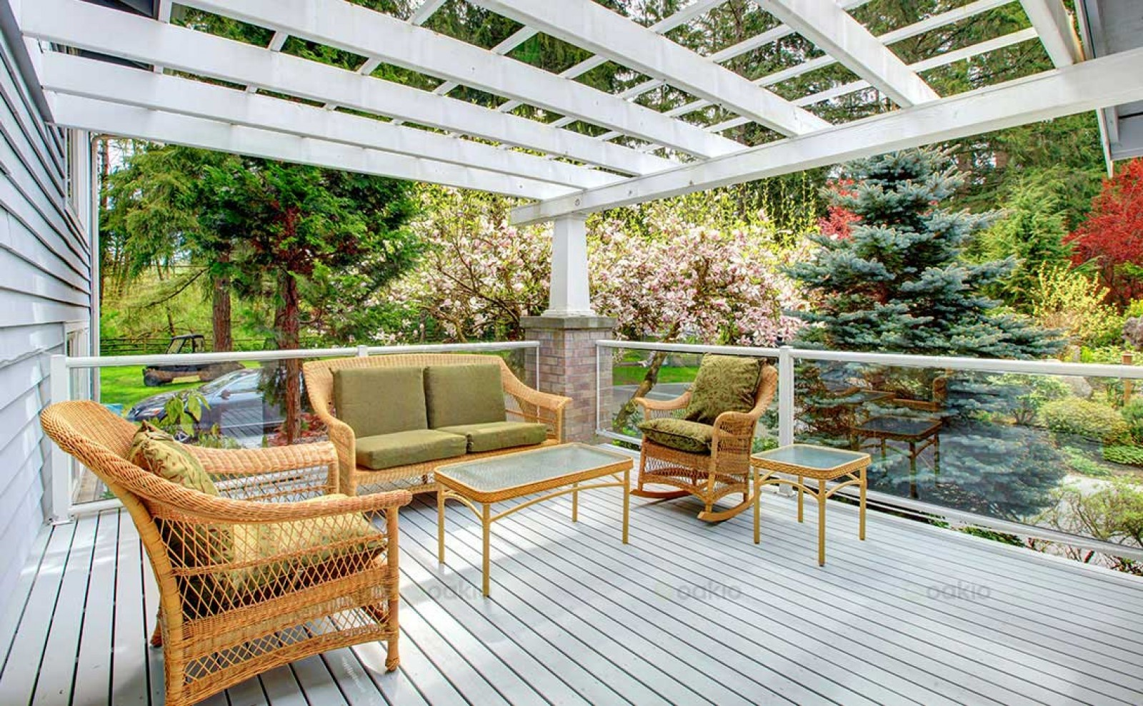 Iniwood Decking Collection